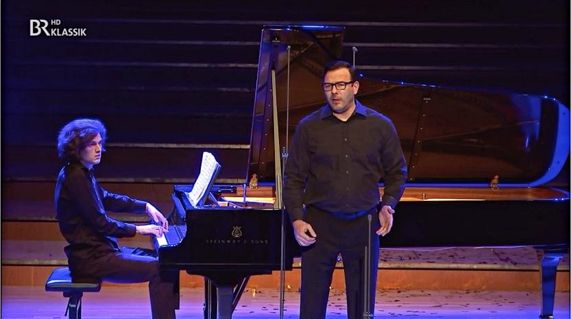 Leonhard Dering und Andreas Scholl - Konzert 11.5.18 - Philharmonie im Gasteig München 2