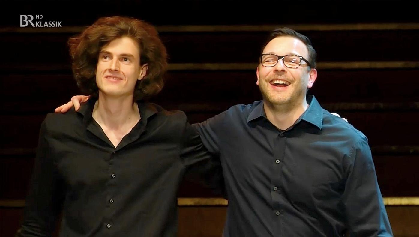 Leonhard Dering und Andreas Scholl - Konzert 11.5.18 - Philharmonie im Gasteig München 1
