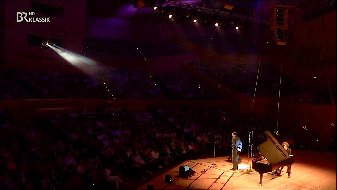 Leonhard Dering und Andreas Scholl - Konzert 11.5.18 - Philharmonie im Gasteig München 6