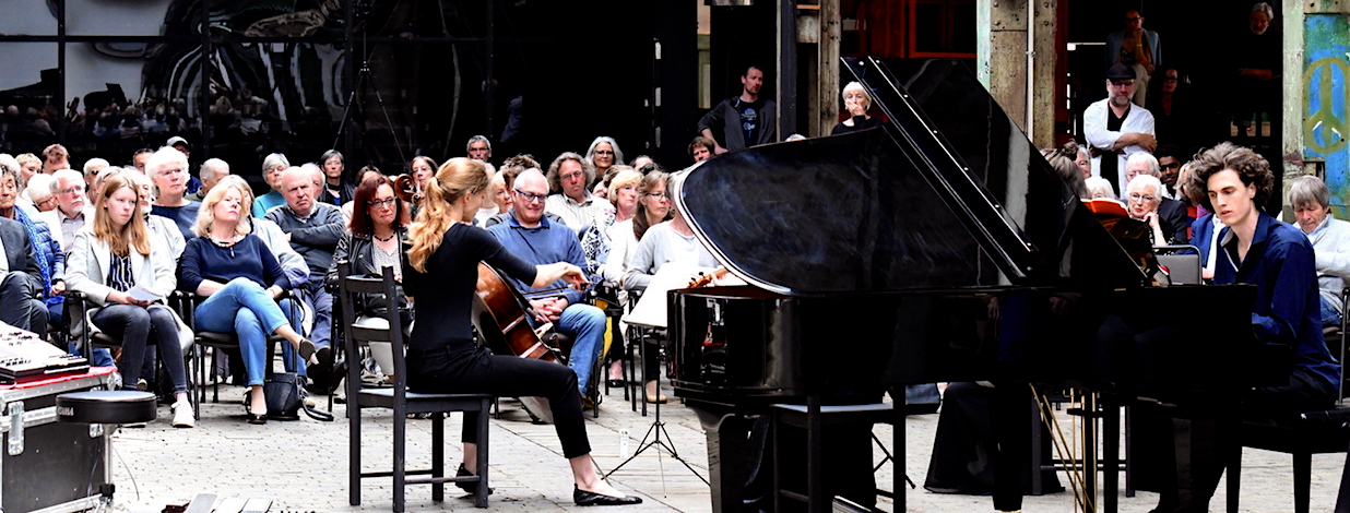 Naxos Hallenkonzerte - 20. Mai 2018 (c) Foto Detlef Kinsler